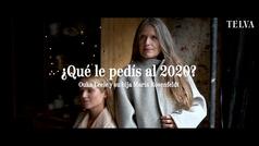 Ouka Lele y María Rosenfeldt: ¿Qué le pedís al 2020?