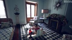 Así es la casa del diseñador Jorge Vázquez