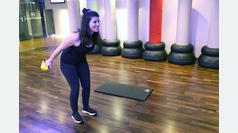 Plan de entrenamiento para adelgazar los brazos