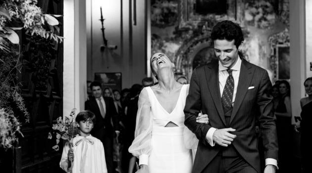 La boda For Her de Carmen de la Puerta