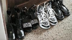 Así lleva Peggy Gou la nueva colección de zapatos de Louis Vuitton