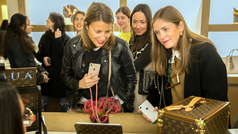 El Club TELVA 2020 celebra un brunch digital de la mano de Louis Vuitton