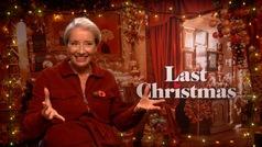 """Emma Thompson: entrevistamos a la actriz de """"Last Christmas"""""""