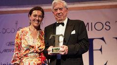 Mario Vargas Llosa, su discurso completo al recibir el Premio TELVA a las Artes 2018