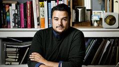 Nacho Aguayo, director creativo de Pedro del Hierro mujer, 24h antes del desfile