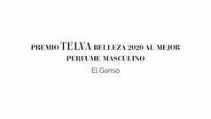 Premio TELVA Belleza 2020 al mejor perfume masculino