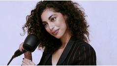 Mina El Hammani: ¡así se cuida el pelo rizado la actriz!