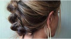 La trenza holandesa de Jennifer Aniston para novias e invitadas