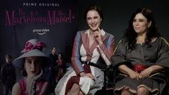 The Marvelous Mrs. Maisel según sus protagonistas