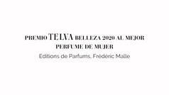 Premio TELVA Belleza 2020 al mejor perfume femenino