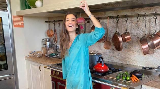 La receta favorita de Marina Testino: pasta al ajillo