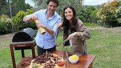 1 clásico y dos recetas diferentes para barbacoa, por Javier y Marta Cocheteux