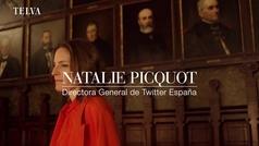 Nathalie Picquot Directora General de Twitter EspañA Y Portugal