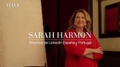 Sarah Harmon Directora de LinkedLn España y Portugal
