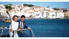 Una boda en un acantilado de Cadaqués