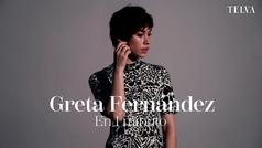 Greta Fernández... En 1 minuto