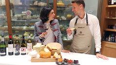 El maridaje perfecto: quesos + vinos