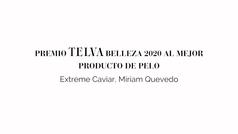 Premios TELVA Belleza 2020 al mejor producto de pelo
