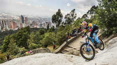 Marcelo Gutierrez, campeón del Red Bull Devotos de Monserrate