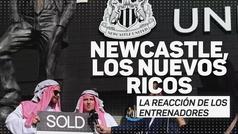Los entrenadores de la Premier League opinan sobre la situación del Newcastle