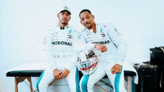 Will Smith 'amarra' a Hamilton para tomar su lugar en el GP de Abu Dhabi