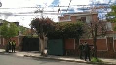 México se niega a expulsar a ningún diplomático boliviano del país