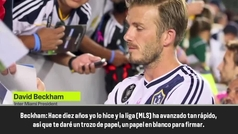 CO Beckham intenta fichar a Neymar para el Inter Miami CF