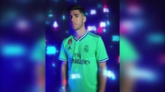 Real Madrid da a conocer su tercer uniforme